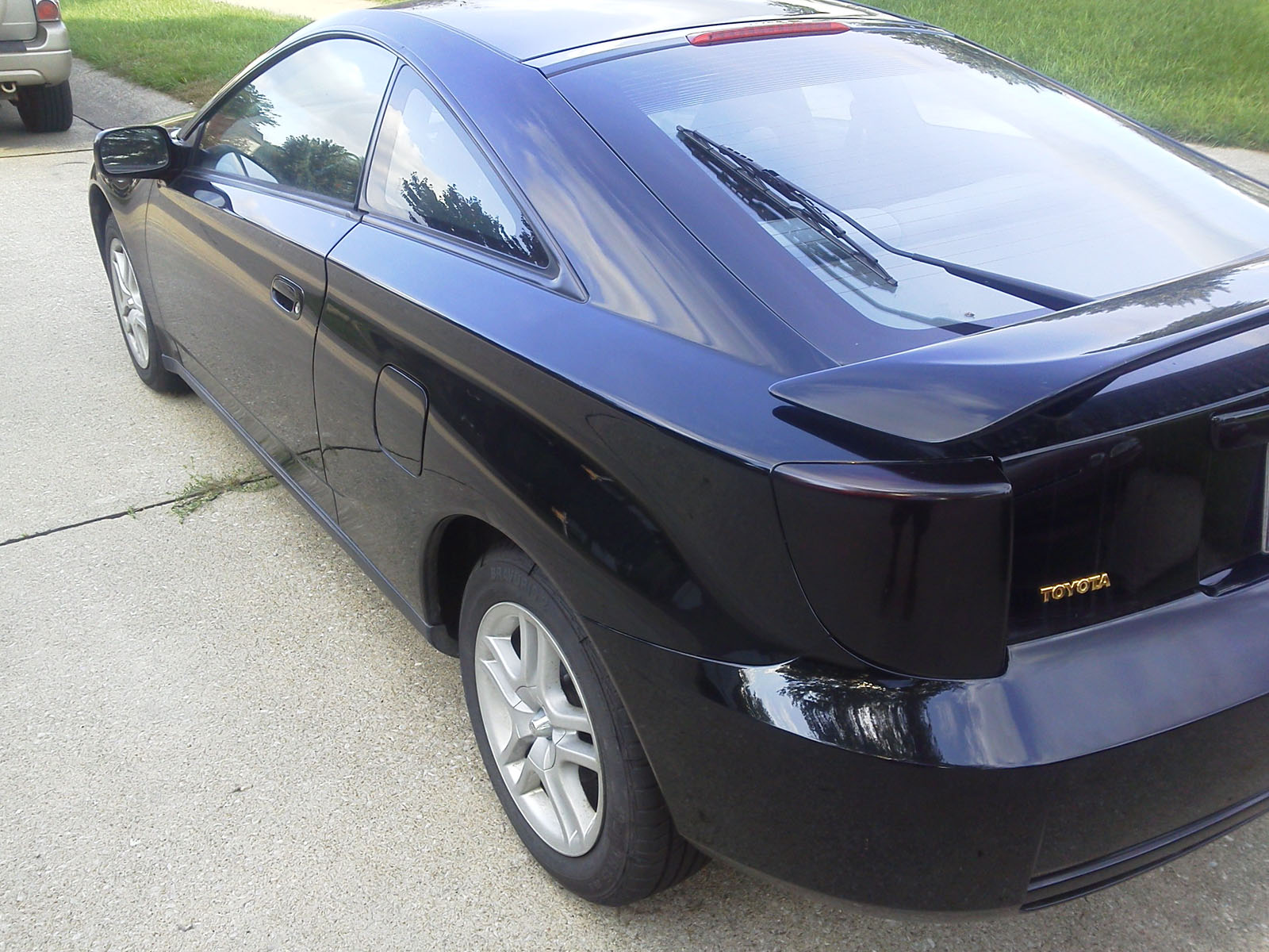 2000 toyota celica gt for sale canal winchester ohio. Black Bedroom Furniture Sets. Home Design Ideas