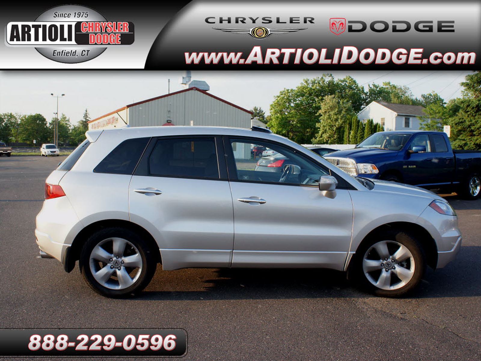 2008 acura rdx for sale enfield connecticut. Black Bedroom Furniture Sets. Home Design Ideas