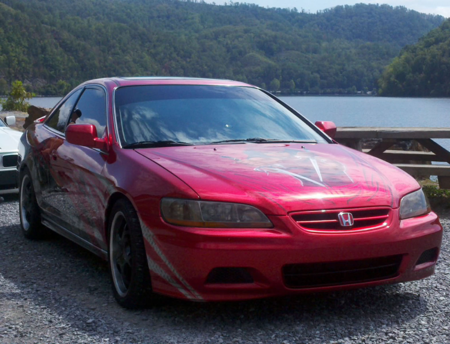 2001 honda accord ex for sale maryville tennessee. Black Bedroom Furniture Sets. Home Design Ideas