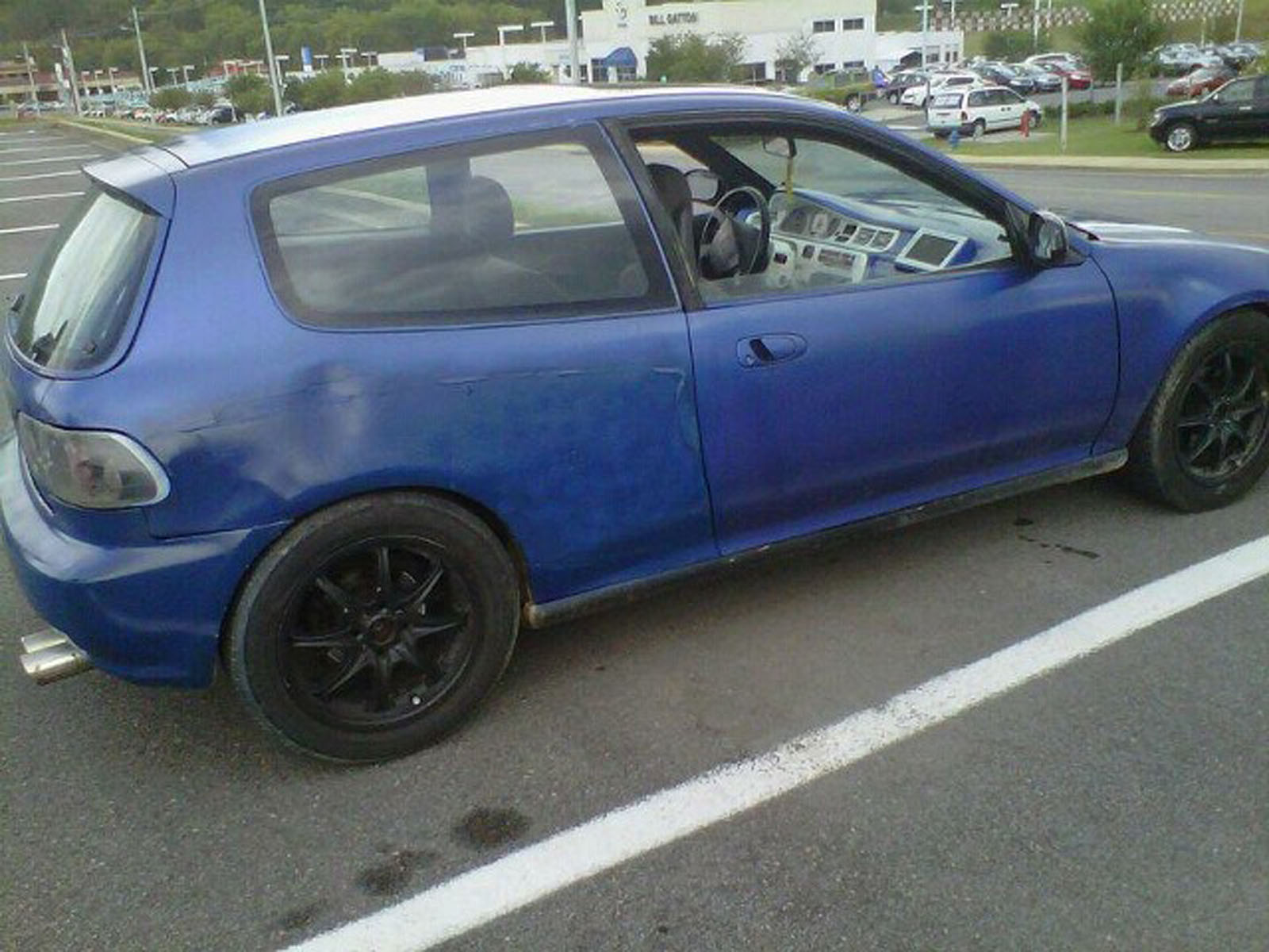 1992 Honda Civic Si For Sale Tennessee