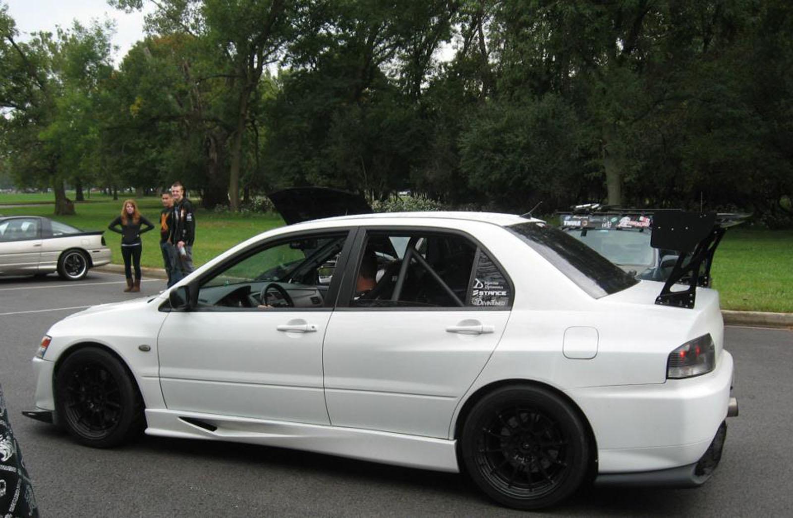 2004 mitsubishi lancer evo gsr for sale illinois - Mitsubishi Evolution 2004