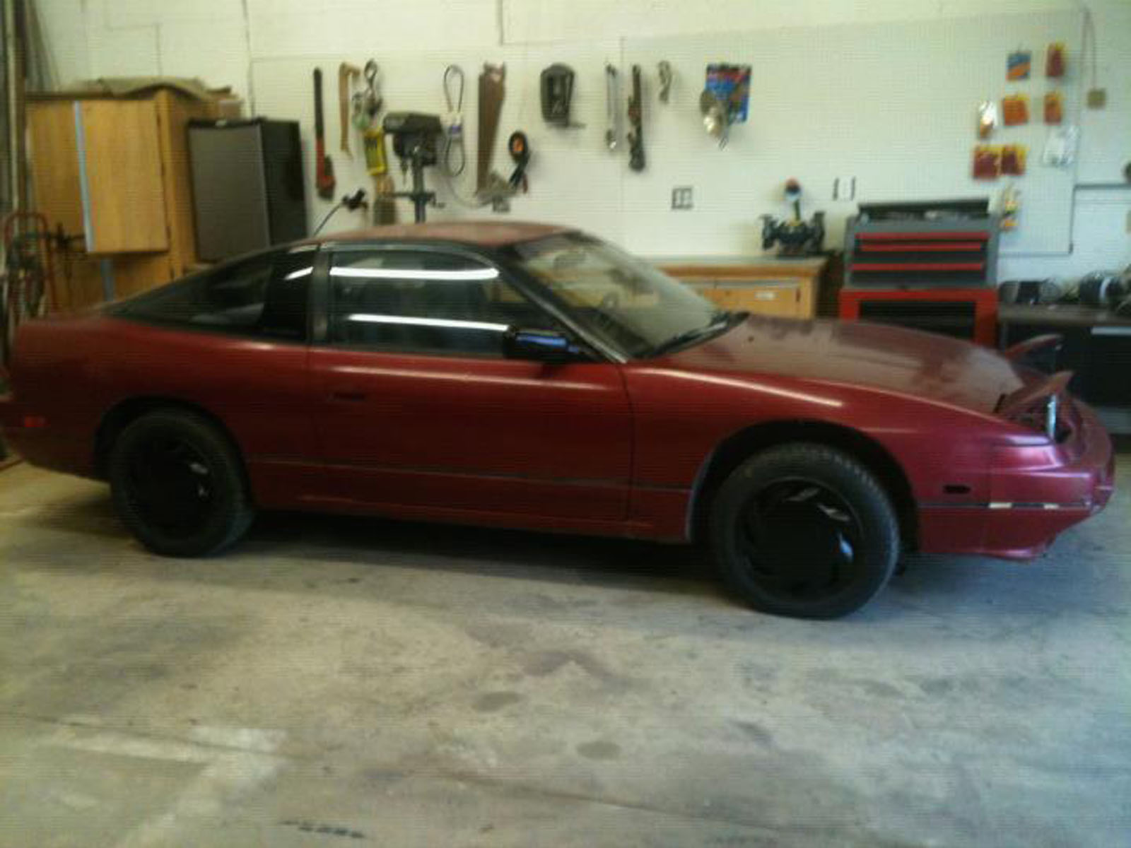 1989 Nissan 240SX fastback For Sale