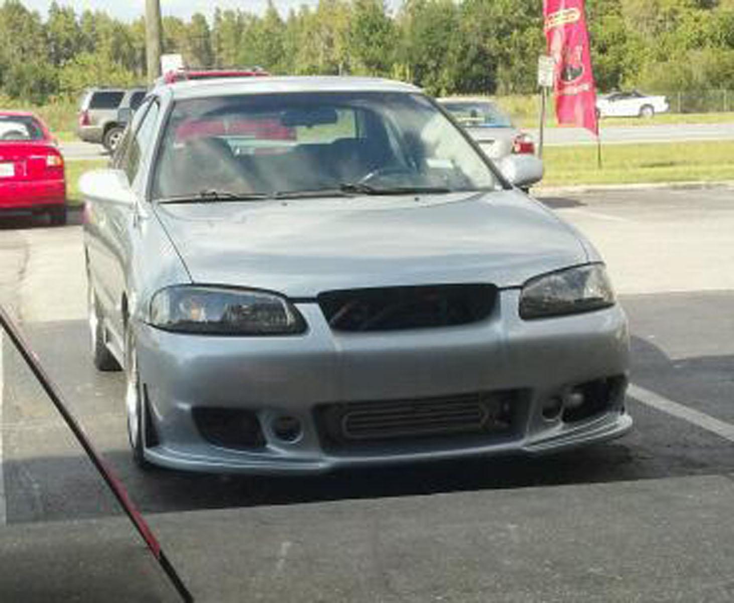 2002 Nissan Sentra SE R Spec V Turbo For Sale | Florida