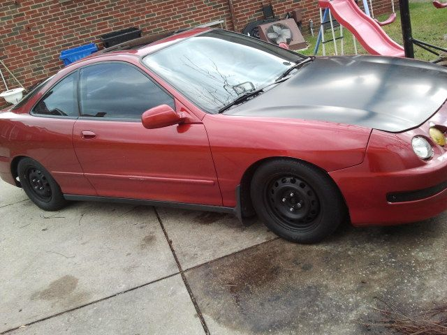 1996 acura integra ls for sale cleveland ohio. Black Bedroom Furniture Sets. Home Design Ideas