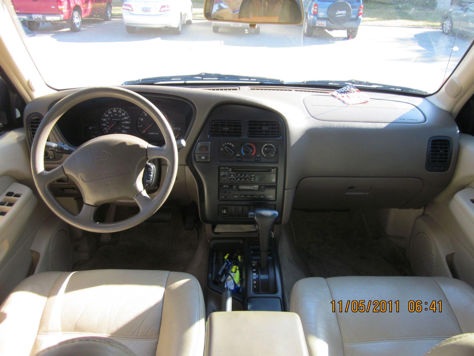 1997 Nissan Pathfinder Le For Sale Greer South Carolina