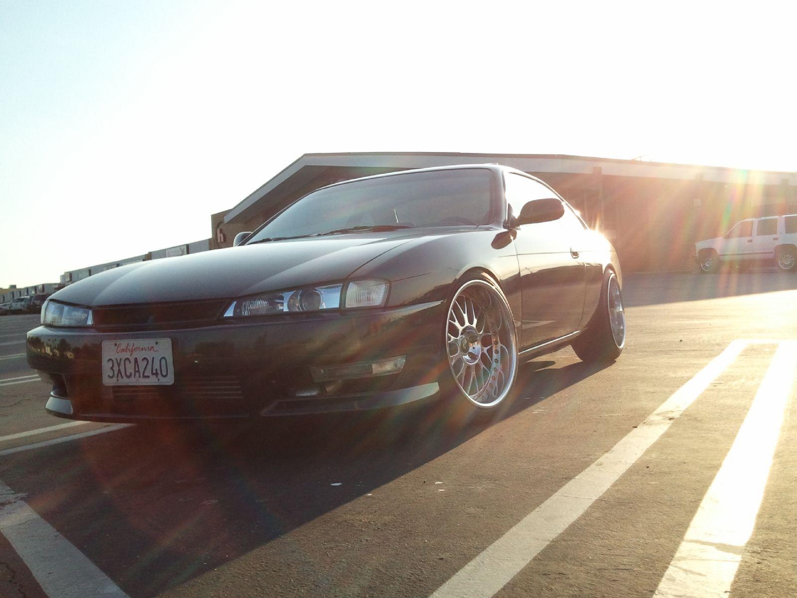 1997 Nissan S14 Kouki Silvia 240sx Se For Sale Los Angeles