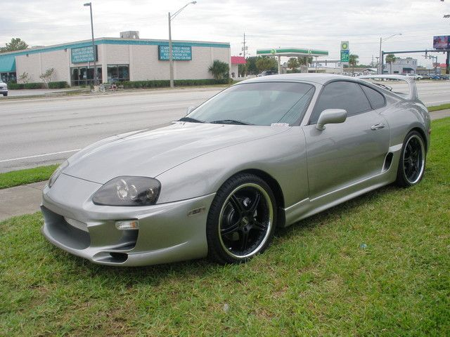 1998 Toyota Supra Targa Top 3 0 Twin For Sale Austin Texas