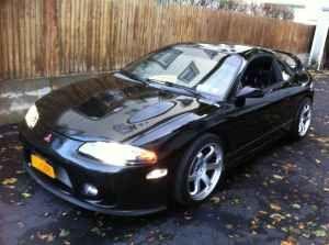 New Transmission Cost >> 1999 Mitsubishi DSM [Eclipse] GSX For Sale | Peekskill New ...