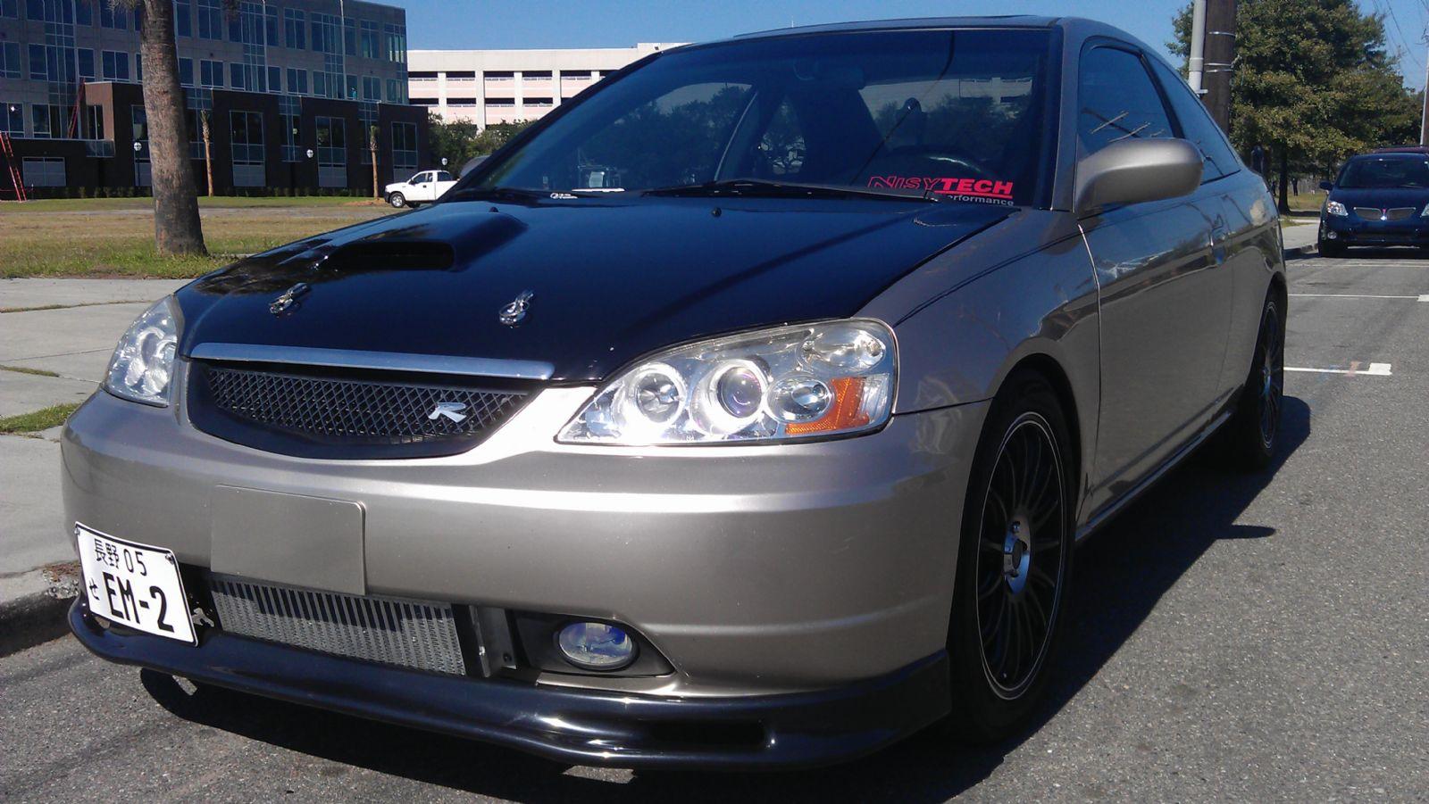 2002 Honda Civic Civic Ex For Sale Charleston South Carolina
