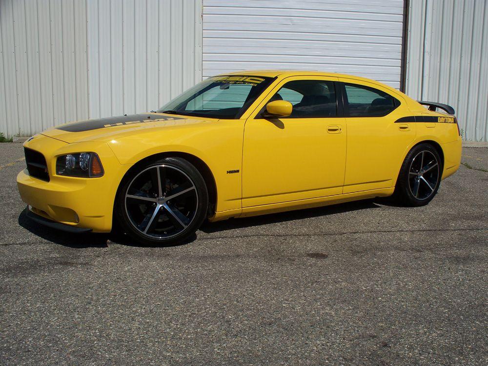 2006 Dodge Top Banana [Charger] Daytona R/T For Sale | Northville Michigan