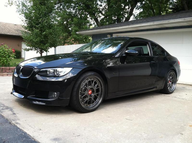2007 BMW BMW 3-Series E92 335i [335] Black/Black/Auto/440 For Sale | Anderson Indiana