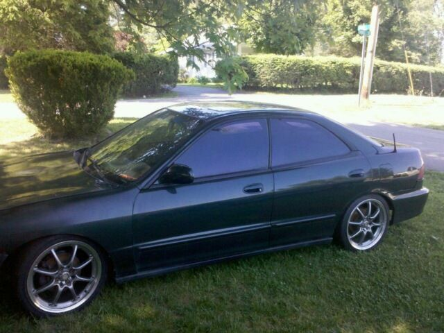 1994 Acura Integra GSR related infomationspecifications  WeiLi