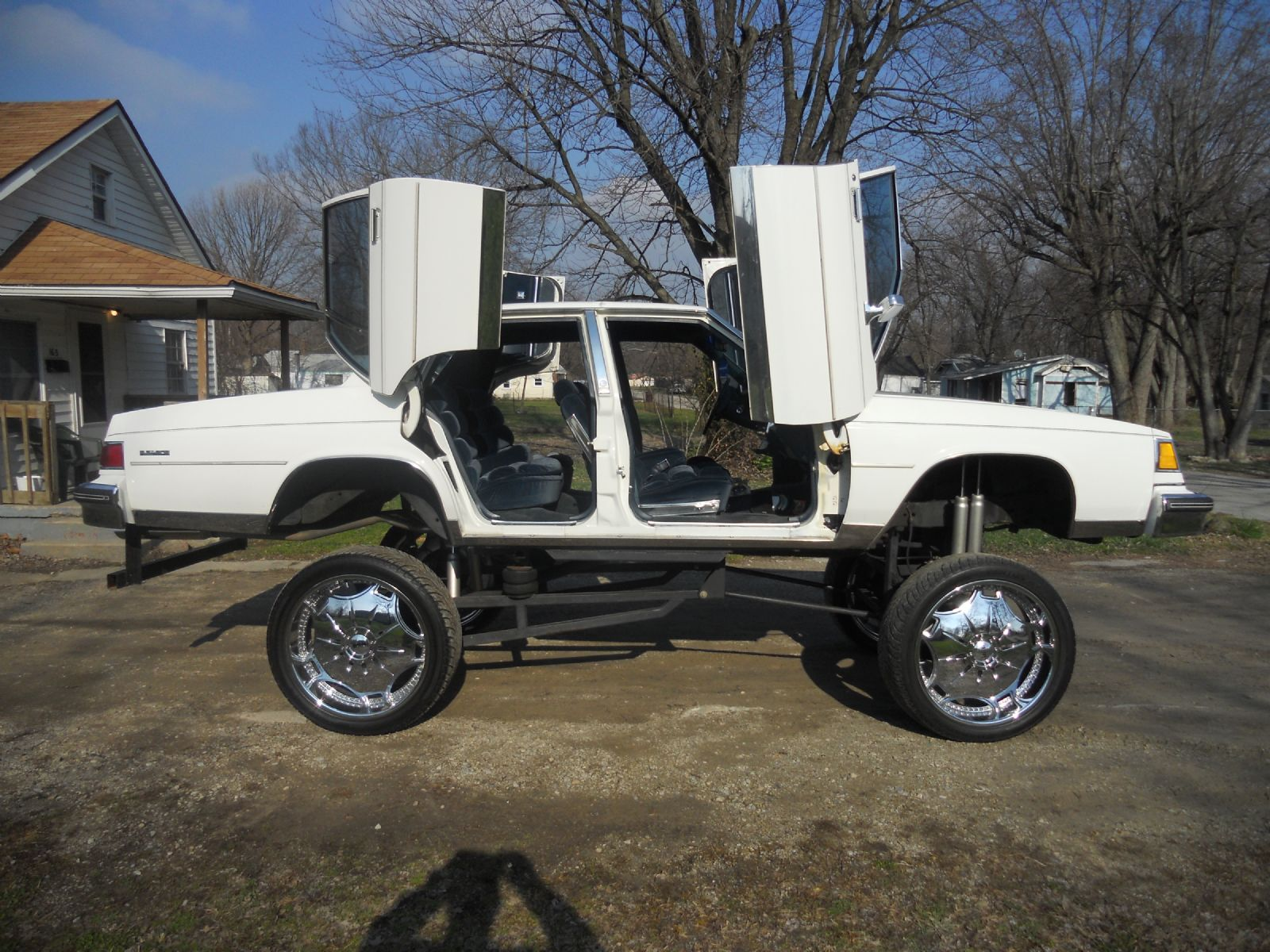 1985 Buick Donk Le Sabre Donk For Sale Dayton Ohio