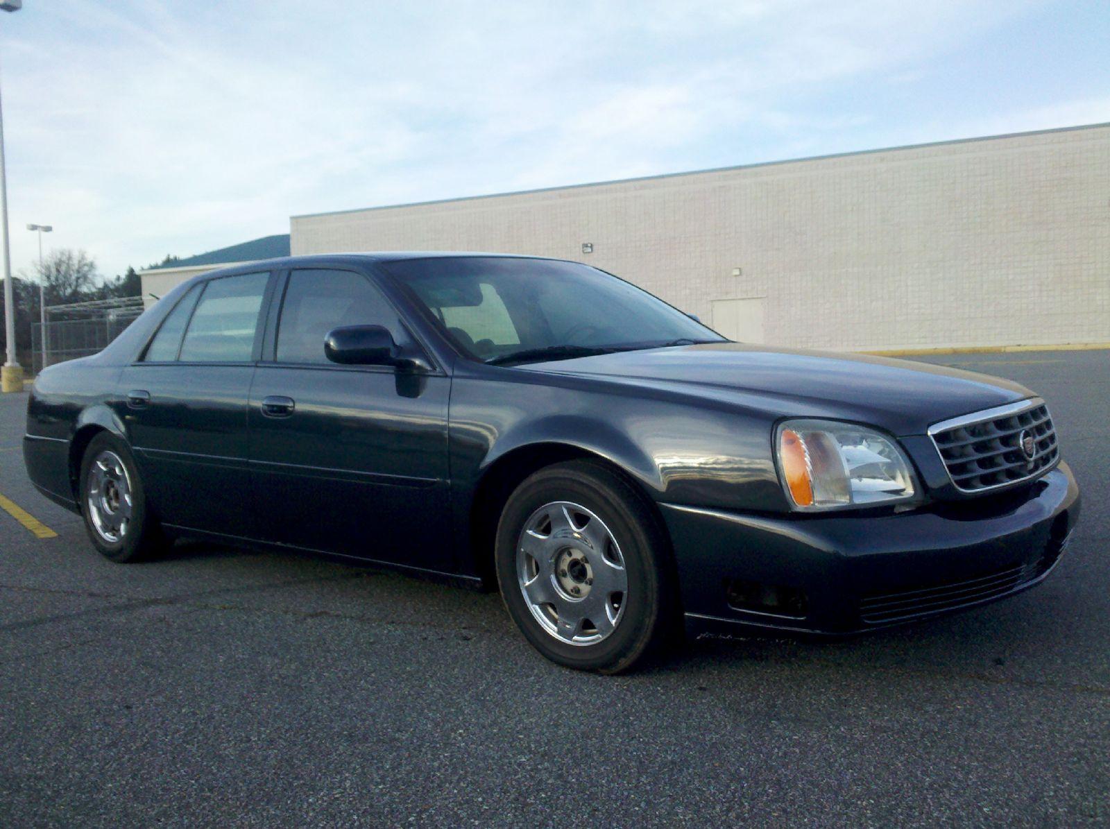 2000 Cadillac DeVille For Sale | Spindale North Carolina