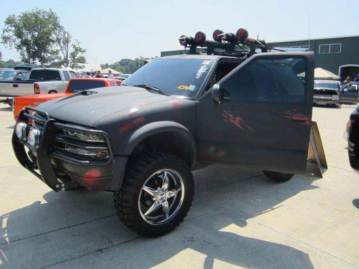Suv For Sale Under 5000 >> 2000 Chevrolet Blazer ZR2 For Sale | Pascagoula Mississippi