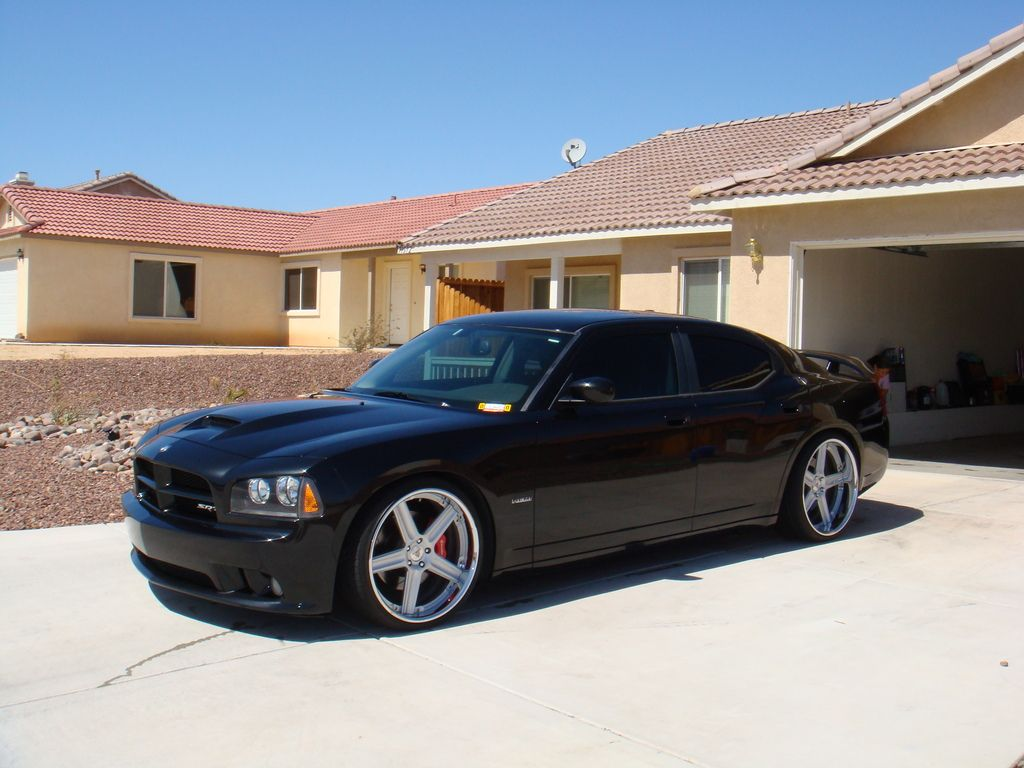 2006 Dodge Charger Srt 8 For Sale San Diego California