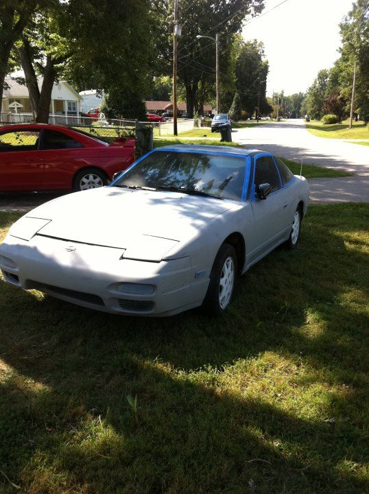 1991 nissan 240sx for sale louisville kentucky for Nissan 240sx motor for sale