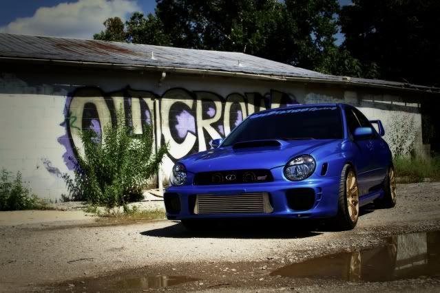 2002 Subaru Impreza [Impreza WRX] WRX/STi For Sale | Asheville North ...