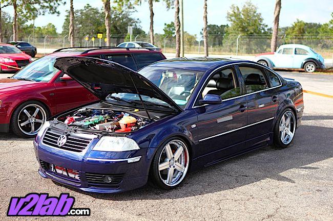 Volkswagen Passat Custom