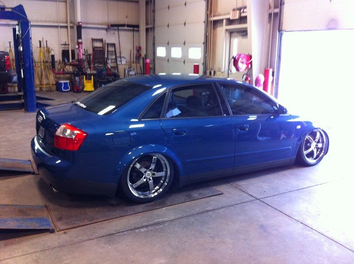 2002 Audi B6 A4 A4 For Sale Mentor Ohio
