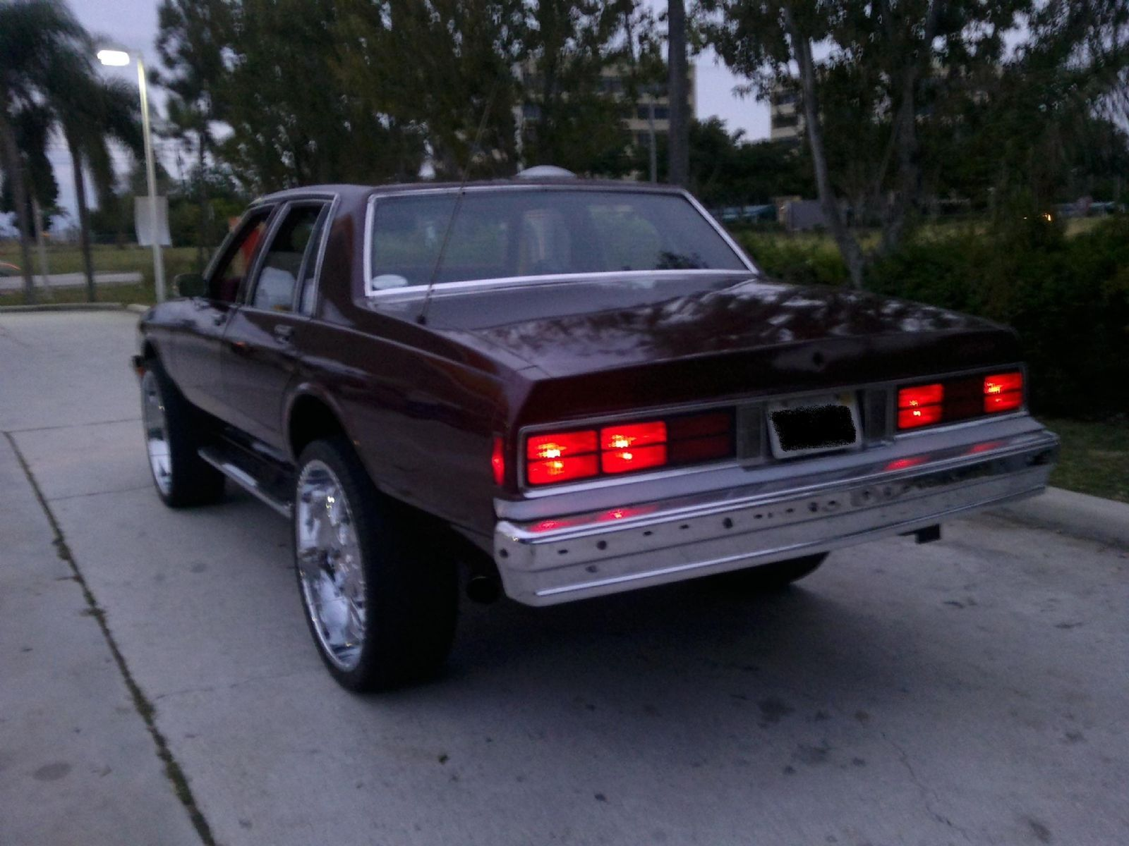 1985 chevrolet caprice classic for sale west palm beach florida modified car trader