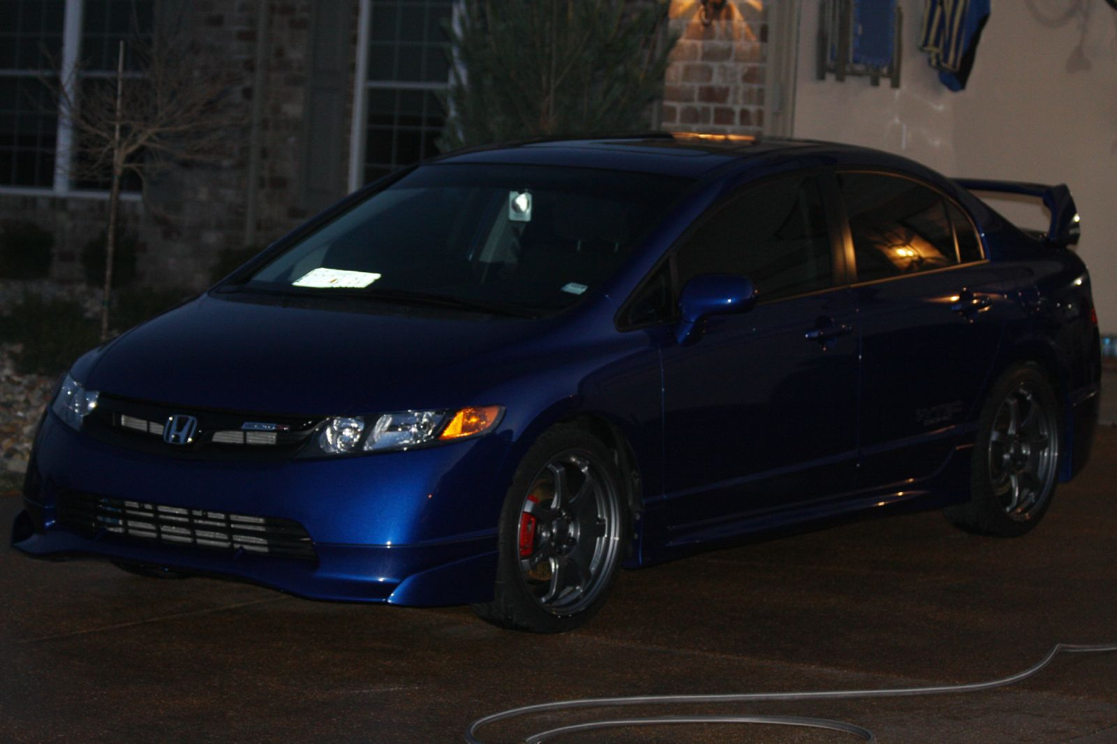 2008 honda civic mugen si for sale wentzville missouri. Black Bedroom Furniture Sets. Home Design Ideas