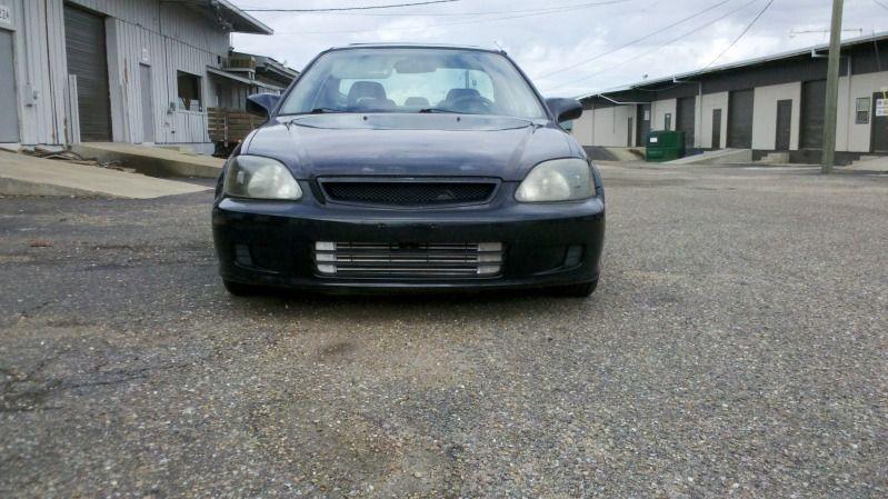 2000 Honda Civic Si For Sale Montgomery Alabama