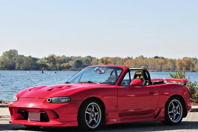 1999 mazda supercharged miata mx 5 jackson racing for. Black Bedroom Furniture Sets. Home Design Ideas