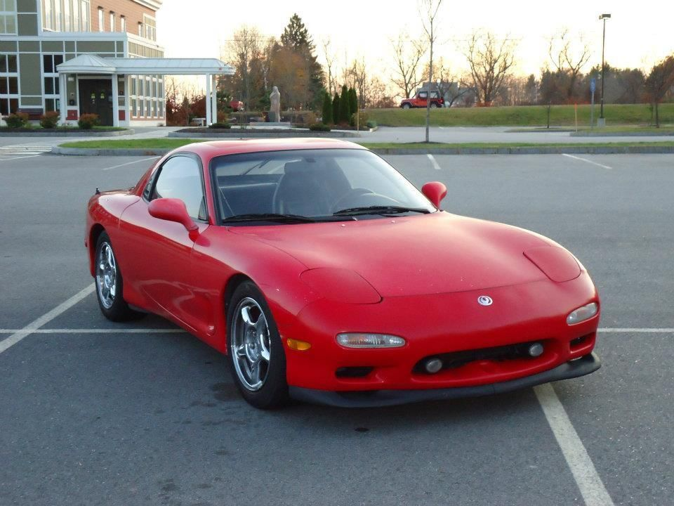 1993 Mazda fd [RX-7] touring For Sale | Lisbon Maine