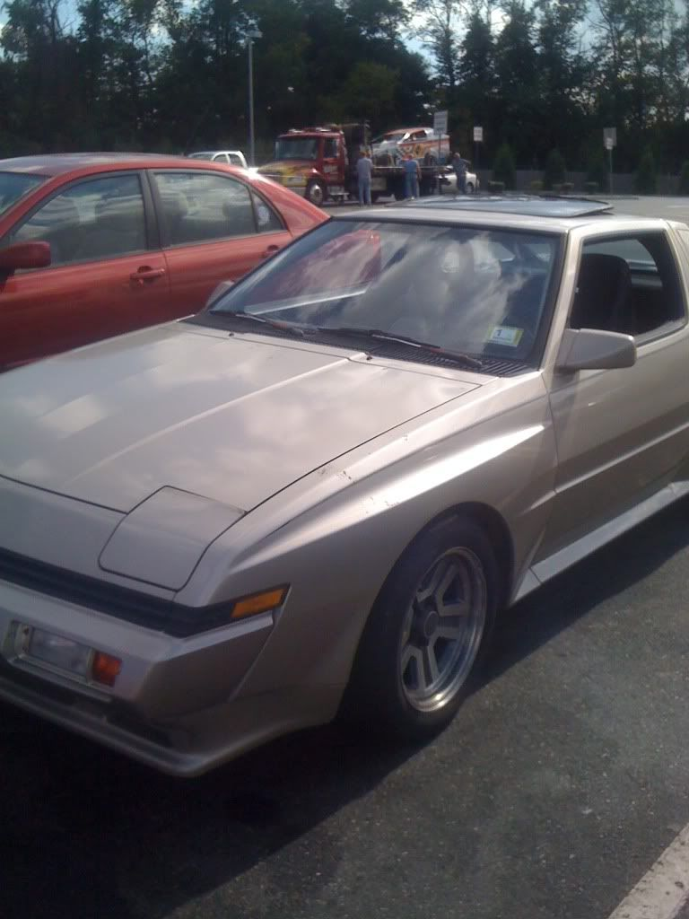 1989 Mitsubishi Conquest Starion Esi R For Sale Howell