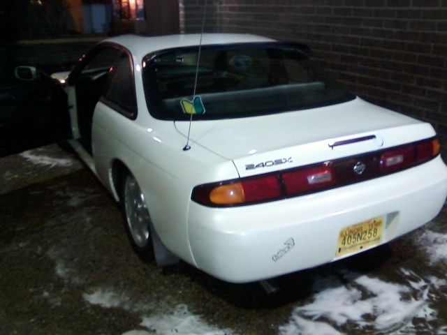 1995 nissan 240sx for sale chicago illinois for Nissan 240sx motor for sale