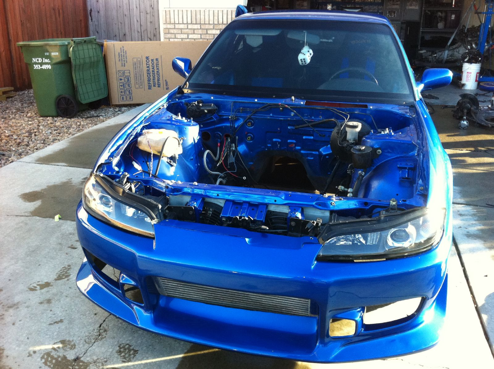 1989 Nissan S15/13 Silivia [Silvia] Project Car For Sale | Greeley ...