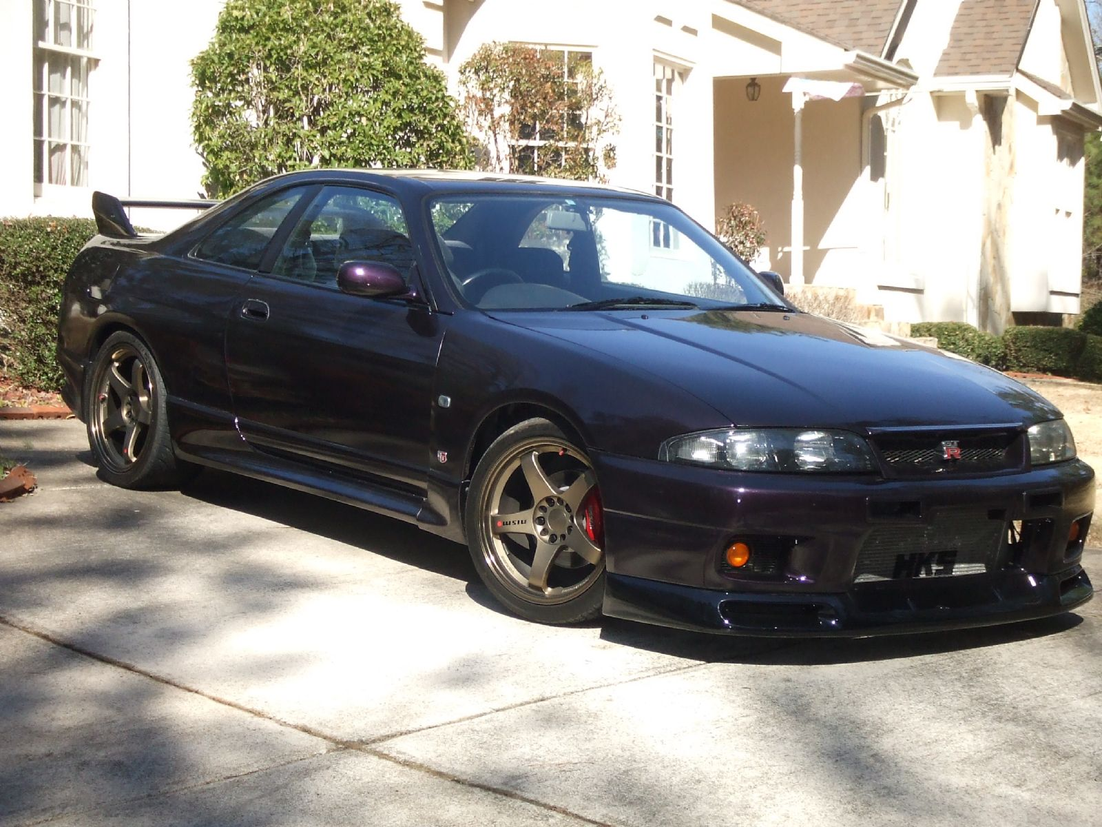 1993 Nissan Skyline R33 Gts T W Gtr Conv For Sale Macon