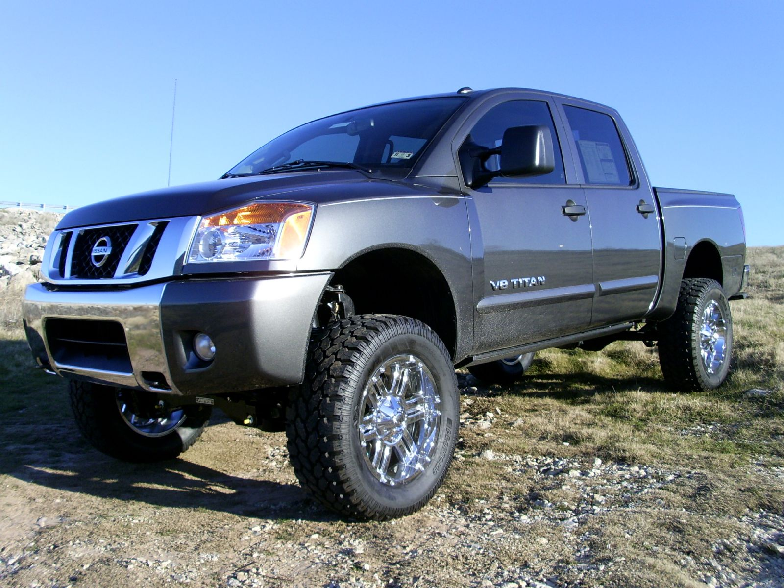 2012 nissan titan sv 4x4 for sale denison tx. Black Bedroom Furniture Sets. Home Design Ideas