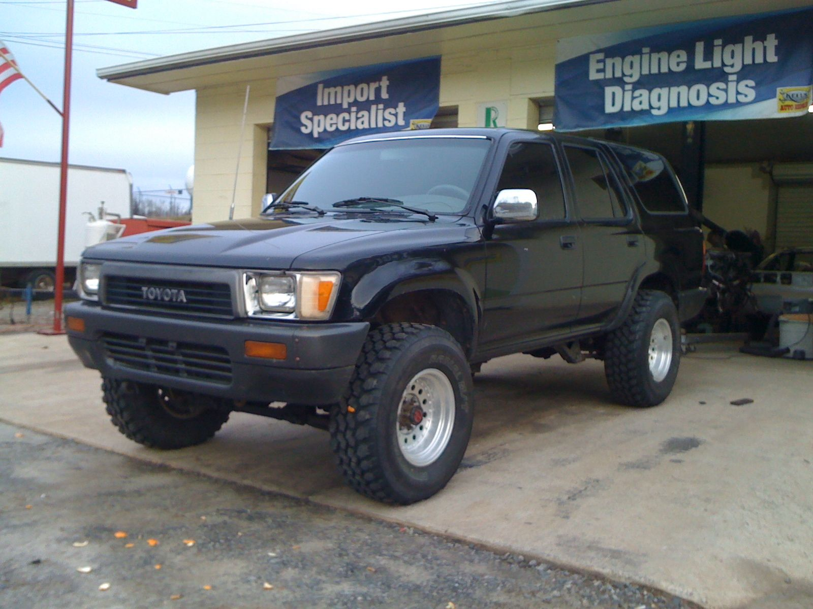 1990 Toyota 4runner Jt3rn37w9l0003024 For Sale Young