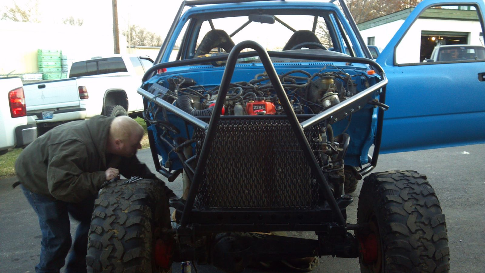 1988 Toyota Pickup Rock Crawler For Sale Florence Kentucky