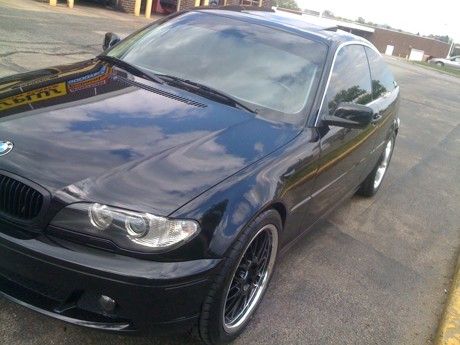 2004 bmw 330 ci coupe for sale seymour indiana. Black Bedroom Furniture Sets. Home Design Ideas