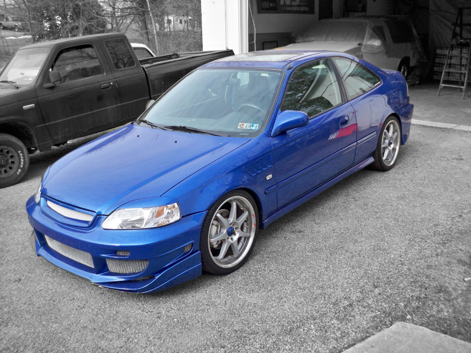1999 honda civic si for sale lancaster pennsylvania. Black Bedroom Furniture Sets. Home Design Ideas