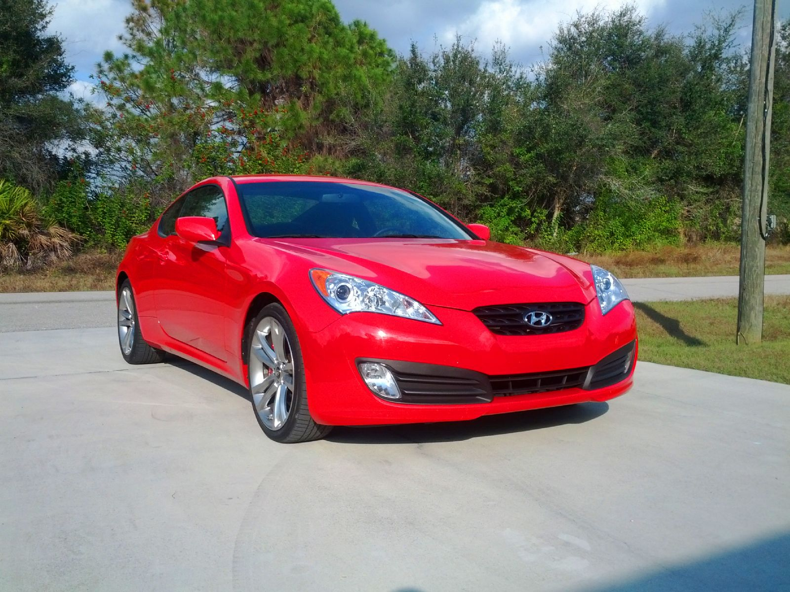 2011 Hyundai Genesis Coupe R Spec Genesis Coupe 3 8 R Spec For Sale Fort Myers Florida