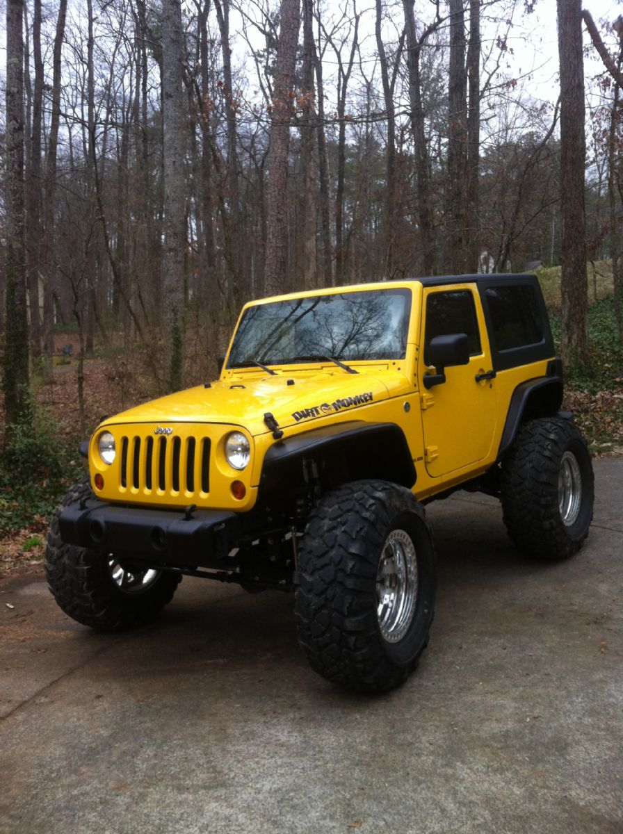 2008 jeep wrangler rubicon for sale canton georgia. Black Bedroom Furniture Sets. Home Design Ideas