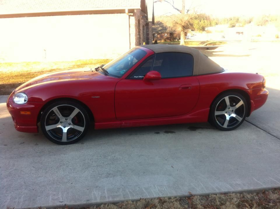2000 Mazda Miata Mx 5 For Sale Fayetteville Arkansas