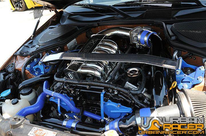 2003 Nissan 350z Twin Turbo For Sale