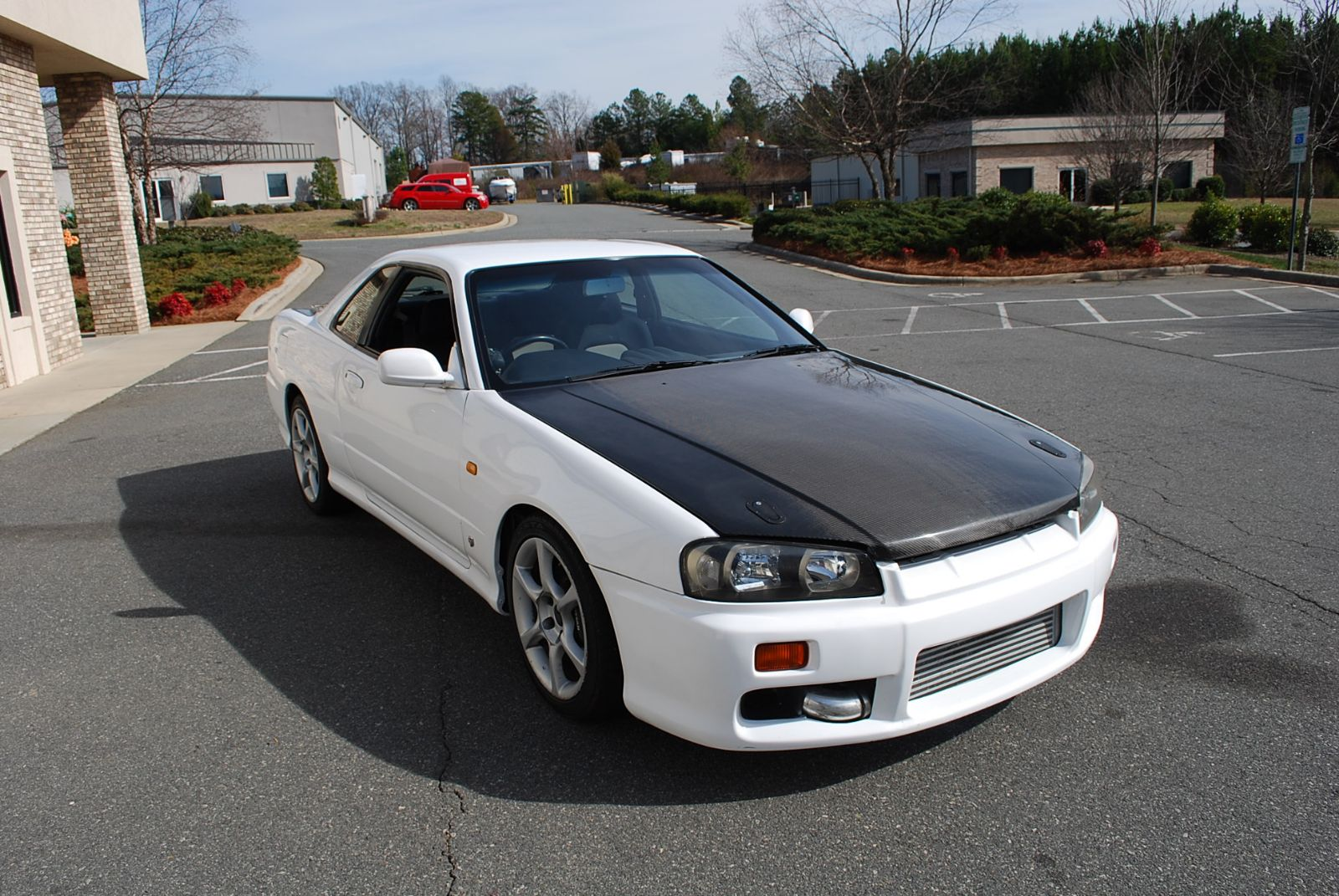 1998 Nissan Skyline Gt T R34 Skyline R34 For Sale Charlotte North Carolina
