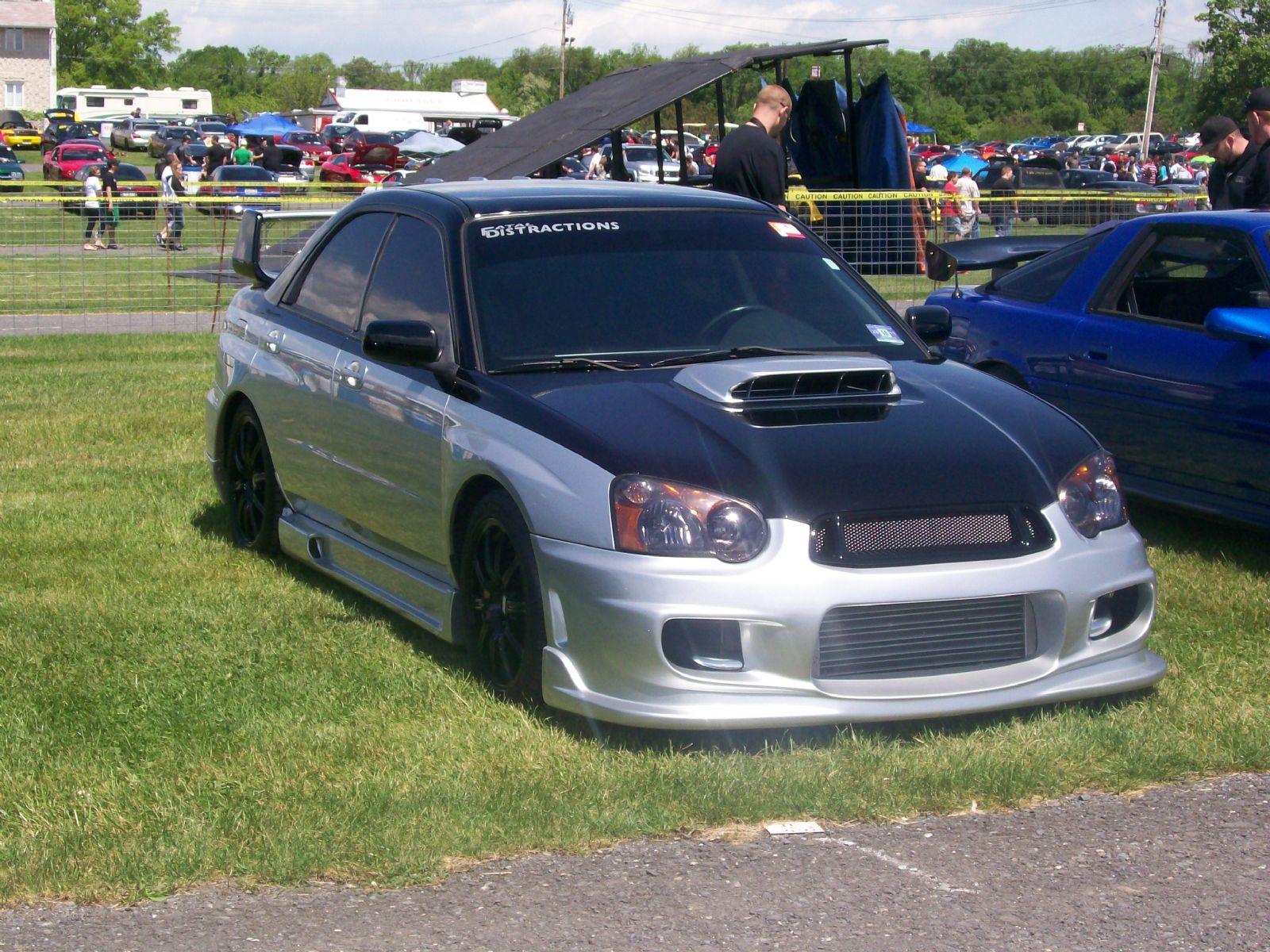 2004 Subaru Impreza STi For Sale