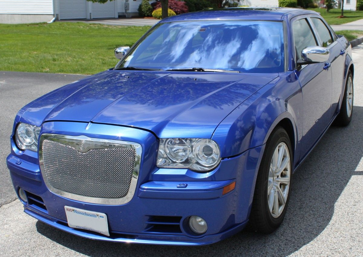 2006 Chrysler 300 SRT8 For Sale  Shrewsbury Massachusetts