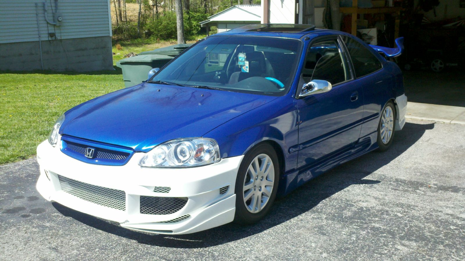 my honda found comments buddys wellthatsucks this in a like ago it week stolen custom detroit r turbo si he civic was