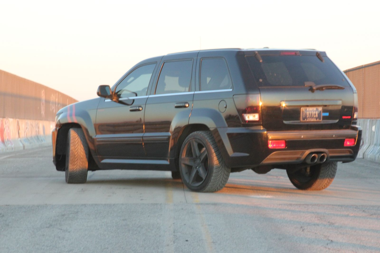 2006 Jeep Wk1 Grand Cherokee Srt8 For Sale
