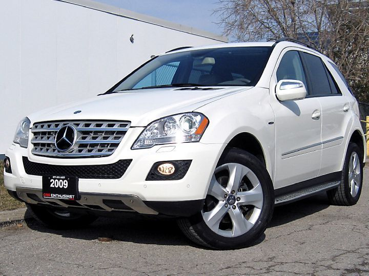 2009 mercedes ml320 for sale petrolia california for Mercedes benz for sale under 5000