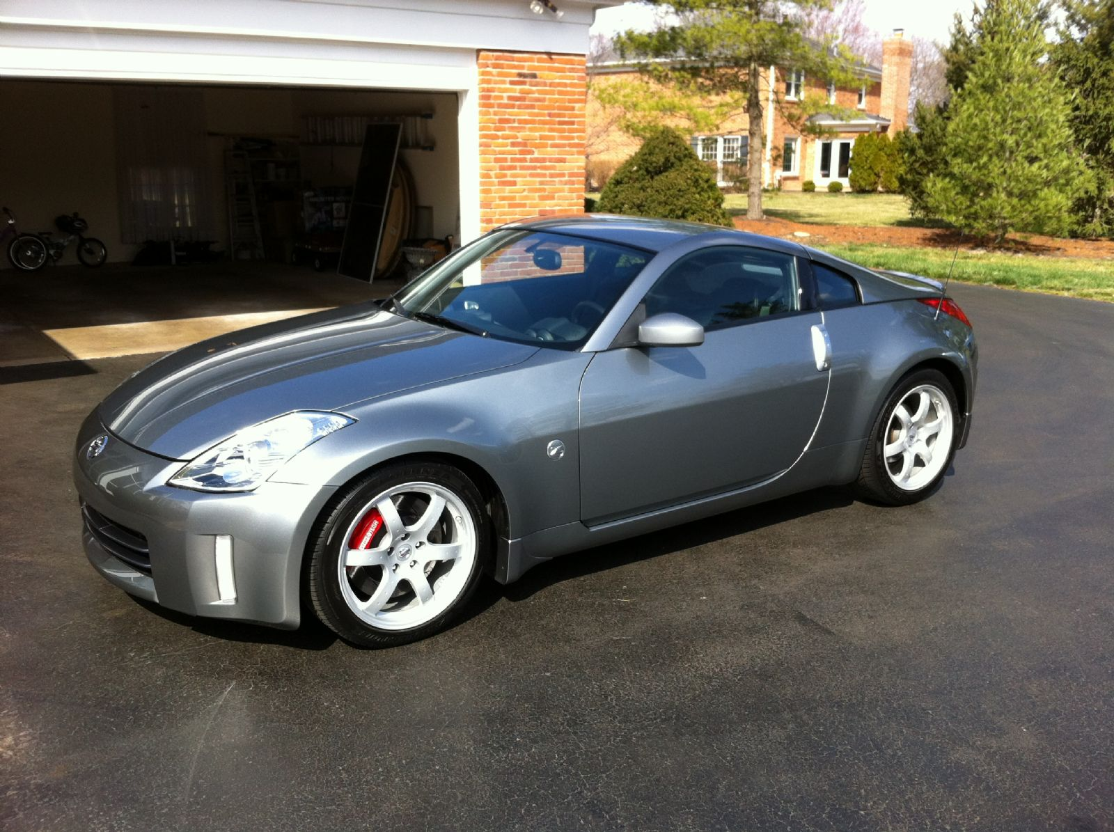 2004 nissan 350z touring for  | st louis missouri