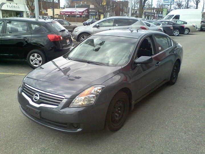 2009 Nissan Altima 2 5 For Sale Toronto Ontario